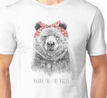 Break the rules Unisex T-Shirt