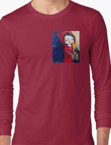 """Red"" Long Sleeve T-Shirt"