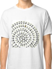 Penguins Spiral Classic T-Shirt