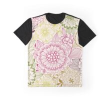 Floral Pattern #40  Graphic T-Shirt