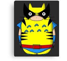 Toto Wolverine Canvas Print