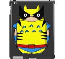 Toto Wolverine iPad Case/Skin