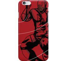 Daredevil Simple iPhone Case/Skin