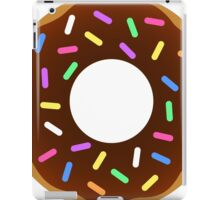 Chocolate Clipart Candy Food iPad Case/Skin