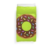 Chocolate Clipart Candy Food Duvet Cover