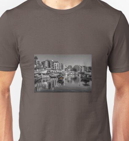 St Julians isolation  Unisex T-Shirt