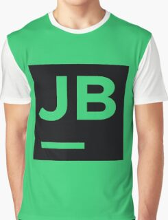 Jetbrains logo Graphic T-Shirt