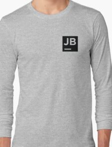 Jetbrains logo Long Sleeve T-Shirt