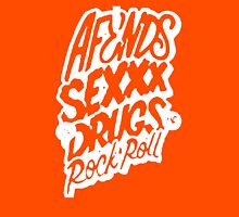 afends sexxx drugs rock n roll Unisex T-Shirt