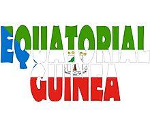 Equatorial Guinea Photographic Print