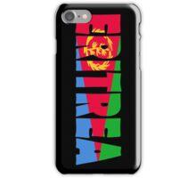 Eritrea iPhone Case/Skin