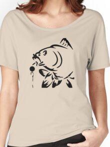 CARP Fishing Clothing Carp Women's Relaxed Fit T-Shirt