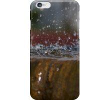 Splashing iPhone Case/Skin