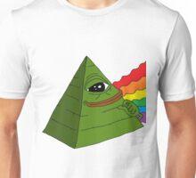 Pepe Illuminati Unisex T-Shirt