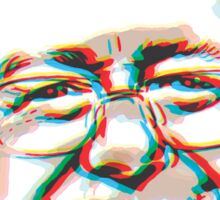 3D Bernie Sanders 2016 Sticker
