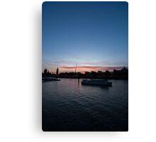 London Skyline #2 Canvas Print