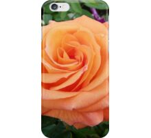 Pretty Peach iPhone Case/Skin