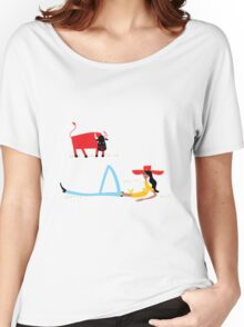 matador on vacation Women's Relaxed Fit T-Shirt