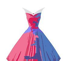 Make it Pink! Make It Blue! by laurastitesart