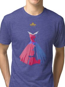 Make it Pink! Make It Blue! Tri-blend T-Shirt