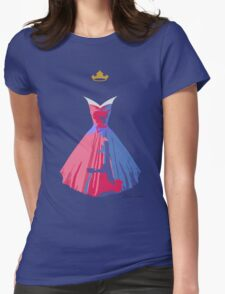 Make it Pink! Make It Blue! Womens Fitted T-Shirt