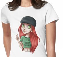 CHEAP THRILLS Womens Fitted T-Shirt