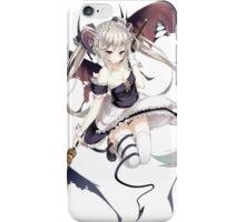 Succubus Maid iPhone Case/Skin