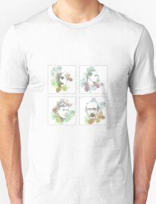 1916 commemorative print: 16 leaders 9-12 SQUARE T-Shirt