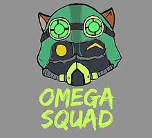 Teemo Omega Squad League of Legends by LexyLady