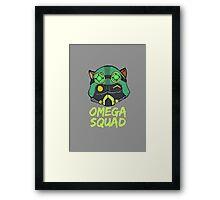 Teemo Omega Squad  Framed Print