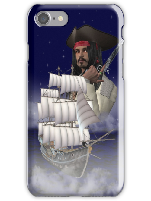 The Dream of Freedom .. iphone case by LoneAngel
