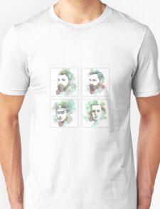 1916 commemorative print: 16 leaders 13-16 SQUARE T-Shirt