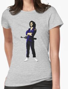 Ripley - Tee Print Womens Fitted T-Shirt