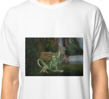 Dragons Realm Classic T-Shirt
