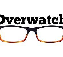 Felicity Smoak is Overwatch - Glasses by FangirlFuel