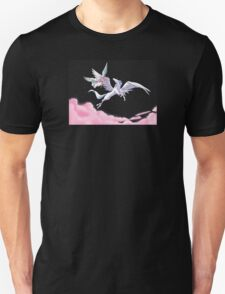 Pegasus winged unicorn - sailor cartoon Unisex T-Shirt