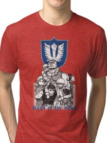 The Band of the Hawk Berserk Tri-blend T-Shirt