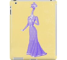 Posh Ostrich iPad Case/Skin