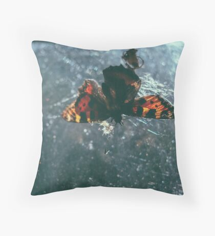 Dead Admiral 2nd Edition Throw Pillow