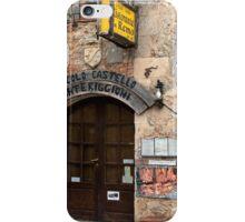 Piccolo Castello iPhone Case/Skin