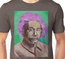 einstein portrait. Unisex T-Shirt