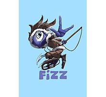 Fizz League of Legends Photographic Print