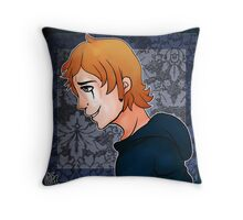 Gifted by illusion Throw Pillow