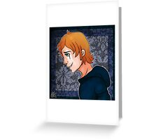 Gifted by illusion Greeting Card
