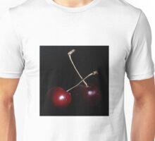 Dramatic Cherries Unisex T-Shirt