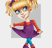 ANGELICA PICKLES by weetinypal