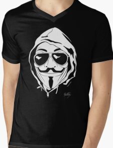 Vendetta Shades Logo Black-T T-Shirt