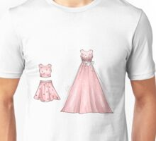 How You Get The Girl gown Unisex T-Shirt