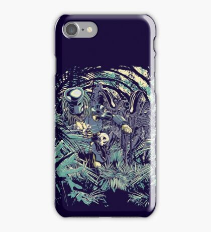 Welcome to the jungle. iPhone Case/Skin
