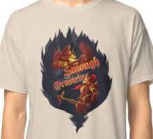 Dragon Slayer Ornstein and Executioner Smough Classic T-Shirt